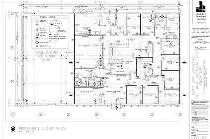Harris Welker Architects Northeast Wic Clinic