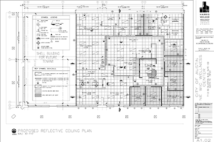 Harris welker architects northeast wic clinic What is wic in a floor plan
